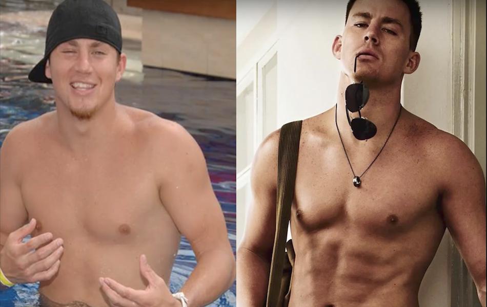Channing Tatum Ion >> HealthnFitness.net - Celebrity Body Transformations