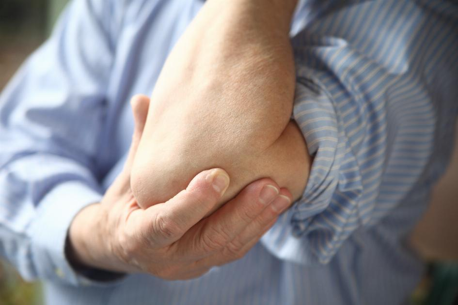thumbnail of Avoid Bursitis Pain With This Advice