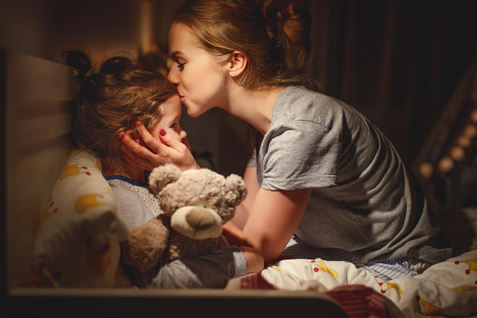 thumbnail of Be on the Lookout for These Reasons Your Child Isn't Sleeping Well
